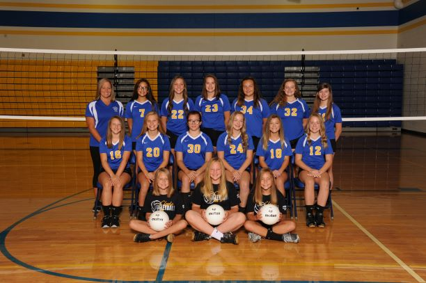 Congrats to 8th grade volleyball – SBC LAKE CHAMPS!