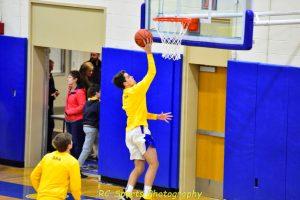 Jv boys basketball win over Norwalk pics