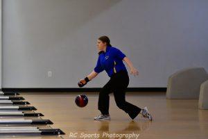 Varsity Girls Bowling vs Port Clinton pics