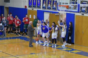 Girls Varsity Basketball vs Oak Harbor pics