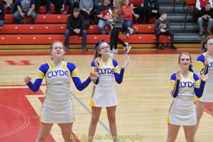 JV Cheer vs Bellevue