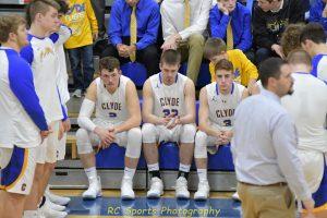 Varsity boys basketball victory over Perkins pics