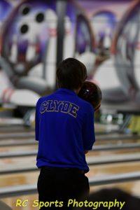 Boys Varsity bowling vs Perkins pics