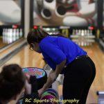 Girls varsity bowling vs Perkins pics
