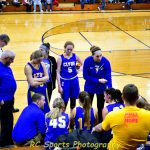 JV Girls Basketball vs Tiffin Columbian pics