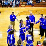 Varsity Girls Basketball vs Tiffin Columbian pics