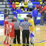 JV Boys basketball vs Bellevue pics