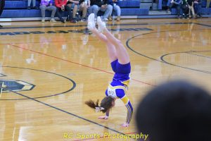 Jv Cheer vs Sandusky pics