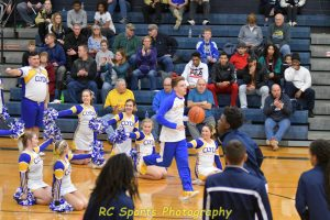 Varsity Boys Basketball vs Sandusky pics