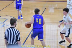 Freshman Boys basketball vs Tiffin Colummbian pics