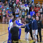 Varsity Boys basketball vs Tiffin Columbian pics