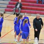 Girls Varsity Basketball Sectional Final game pics vs Wauseon