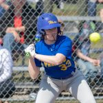 Girls Varsity Softball falls to Ashland Middle/High School  – Varsity 1 – 0