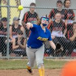 Girls Varsity Softball beats Ashland Middle/High School  – Varsity 7 – 6