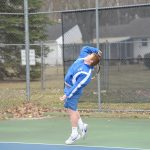 Boys Varsity Tennis beats Maumee Valley Country Day School 4 – 1