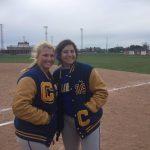 Girls Varsity Softball beats Bellevue High/Middle School 6 – 3