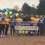 Girls Varsity Softball beats Perkins 9 – 0 – Coach Marshall's 500th win!