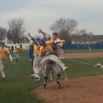 Boys Varsity Baseball beats Perkins 5 – 4