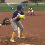 Girls Varsity Softball beats Port Clinton 12 – 1