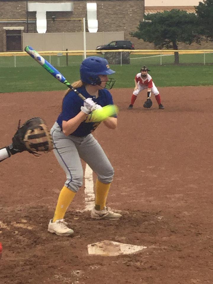 Girls Varsity Softball beats Port Clinton 12 – 1