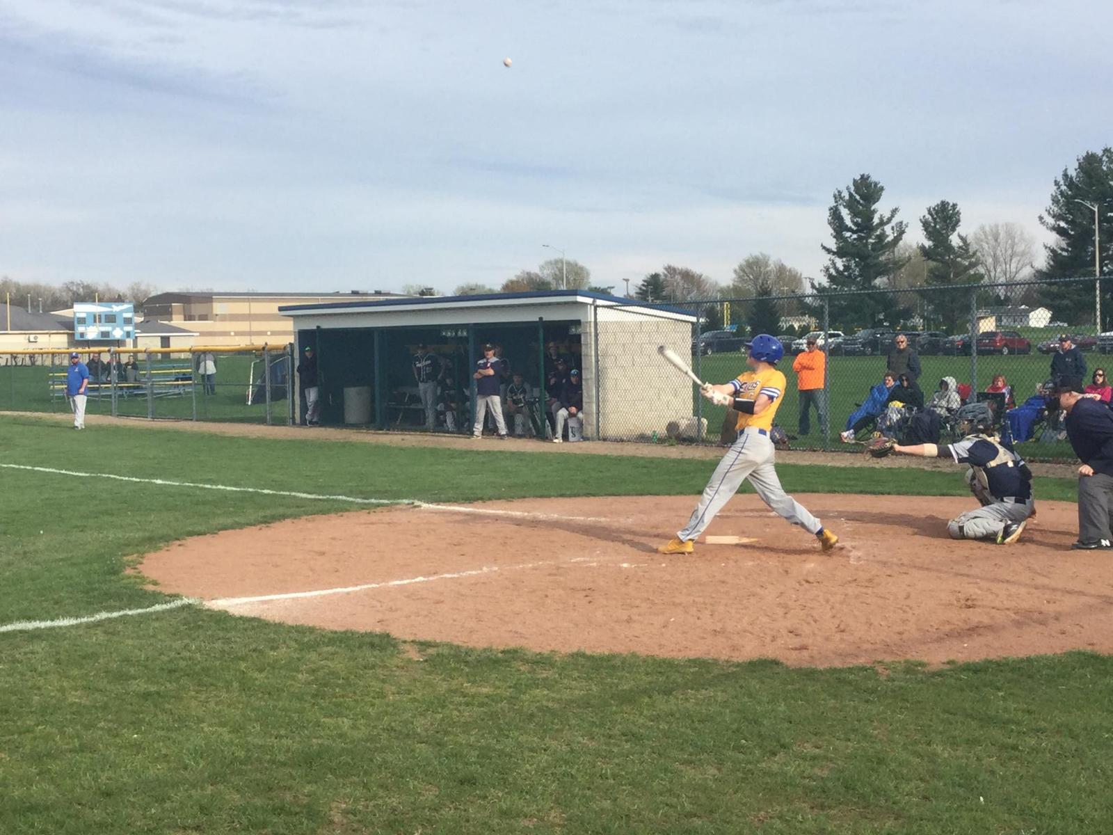 Boys Varsity Baseball beats Norwalk City Schools 7 – 2