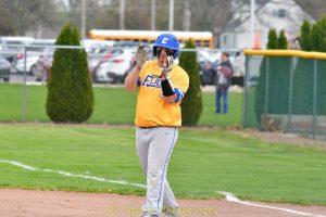 Boys varsity Baseball Vs Norwalk win pics