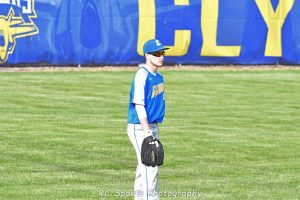 Clyde Baseball vs Bellevue in Sectionals pics