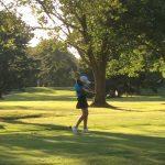 Girls Varsity Golf beats Perkins 196 – 201