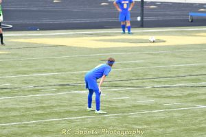 Boys varsity Soccer Scrimmage