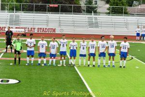 Boys Soccer vs Port Clinton 1-1 tie