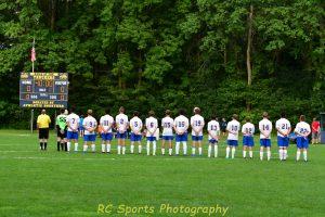 Boys Varsity Soccer vs Norwalk game pics