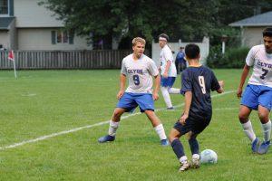 Soccer vs Norwalk