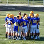 8th Grade Football vs Oak Harbor game pics