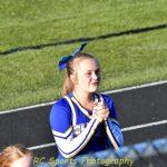 7th & 8th grade cheer vs Oak Harbor