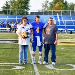 CHS Fall Sports Senior night