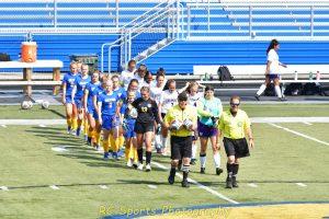 CHS Girls Soccer vs Fremont Ross game pics
