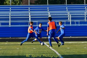 Boys Soccer vs Norwalk game pics