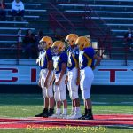 8th Grade football @ Bellevue game pics