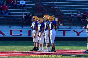 8th Grade football @ Bellevue game pics