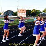8th grade Cheer @ Bellevue