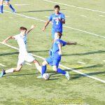 CHS Boys Soccer vs Sandusky game pics 1-1 tie