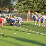 Freshman Football vs Port Clinton (Pixel Productions)