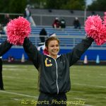 CHS Homecoming cheer 7th grade thru Varsity.