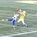 7th grade Flier football vs Tiffin Columbian game pics