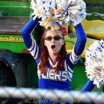 7th Grade cheer vs Tiffin Columbian