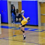 JV Volleyball vs Tiffin Columbian game pics