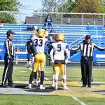 JV Football vs Tiffin Columbian game pics