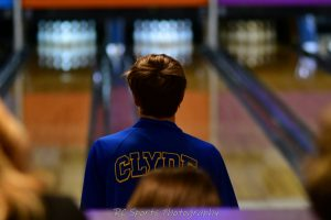 Clyde Boys Varsity Bowling Tourney in Galion