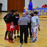 8th grade MMS Boys Basketball vs Port Clinton Game pics Clyde won