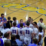 JV Boys Basketball beats Perkins pics